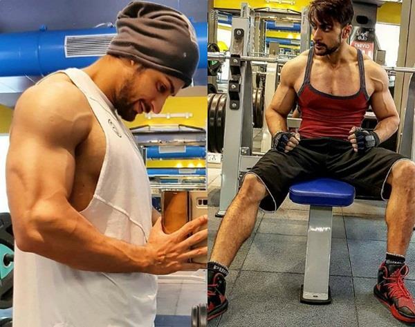 shaleen bhanot shocking body transformation