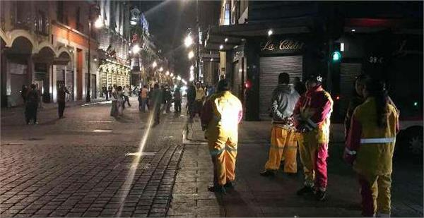 mexico city firefighters 3 people killed 7 injured