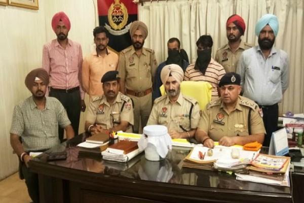 khanna police opium arrested punjab news