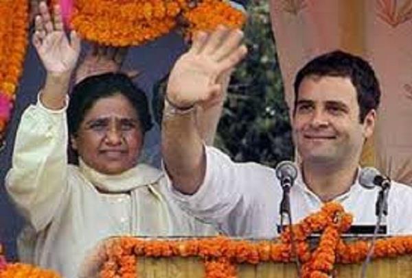 congress in alliance with bsp in delhi