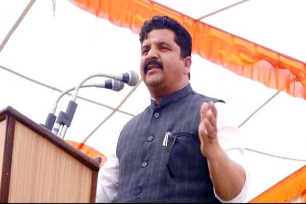 deputy speaker meeting with bjp workers taught lesson of unity