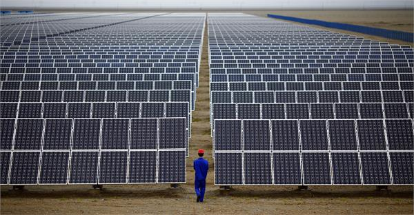 how china s giant solar farms are transforming world energy