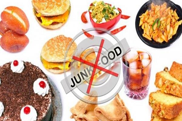 school premises and the sale of junk food will not be nearby