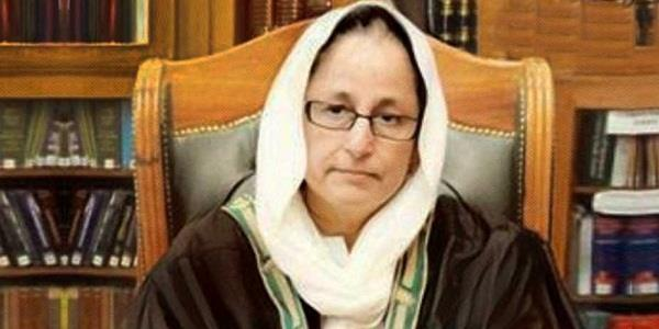 justice tahira safdar sworn in as first woman chief justice of a pak hc