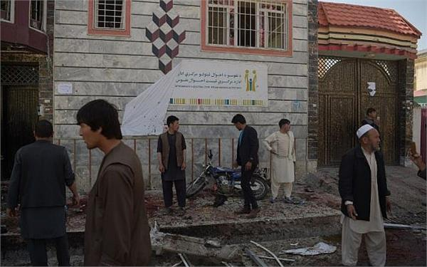 suicide attack in afghanistan 22 deaths