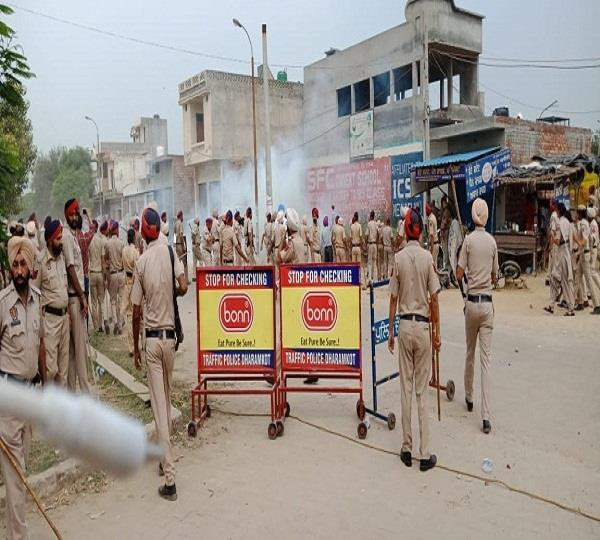 dharamkot firing