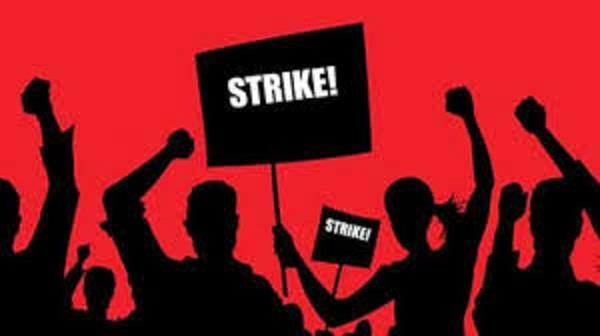 municipal corporation personnel will be on strike for lodging case by police