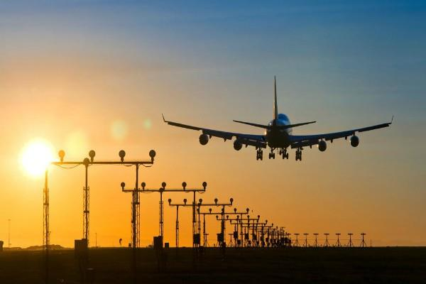 notices to buildings pillars near delhi airport