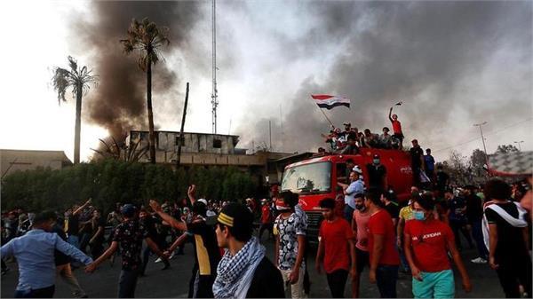 rocket attack near basra airport no casualties