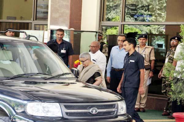 namita bhattacharya reached manali with ati ji s bones