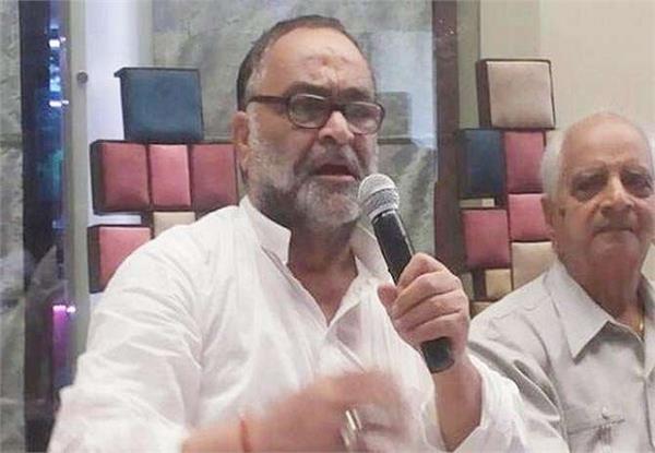 bukkal nawab resigns from shia waqf board