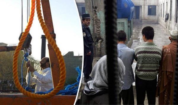 an executes three kurdish prisoners accused of militant attacks