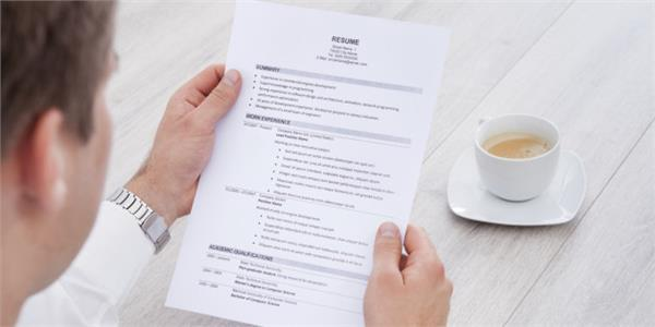 interview resume tips