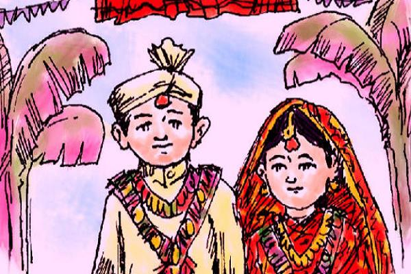 child marriage is the highest among these eight districts