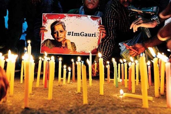 the murder of gauri lankesh a year