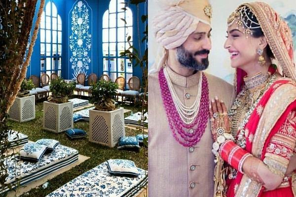 sonam wedding venue got robbed