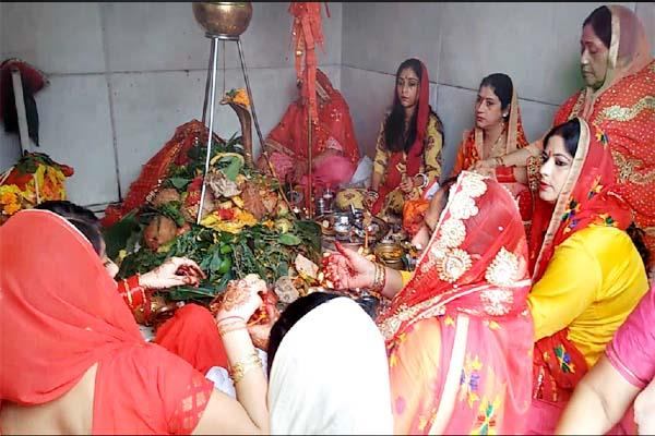 parvati maa had done this fast to get lord shiva law is harder than karvachauth