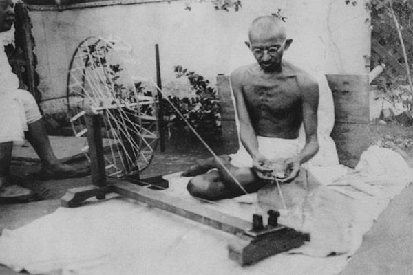now listen to mahatma gandhi s  heartbeat  in the national gandhi collection