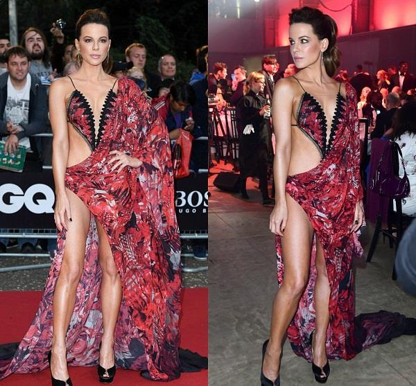 सेक्सी ड्रेस पहन अवॉर्ड शो में पहुंची हसीना, हॉट तस्वीरें लगा रही है आग
