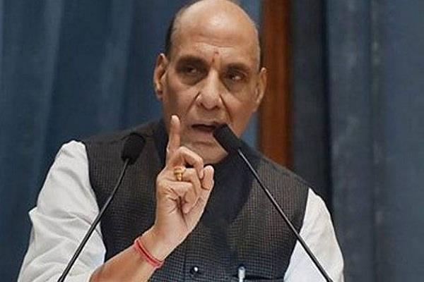 home minister rajnath on lucknow tour