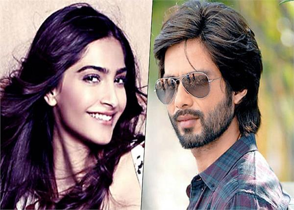 shahid asked sonam when she give us good news