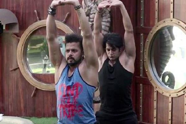 sreesanth turned into gym trainer