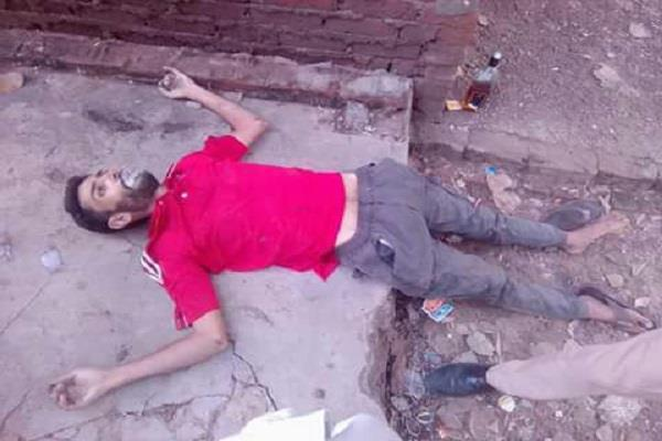 jalandhar body young man found khandahar