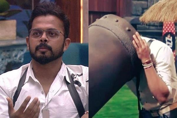 bigg boss 12 sreesanth got top ki salami and show got trolled by fans