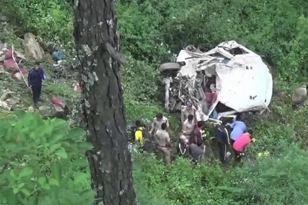 14 people died in road accident
