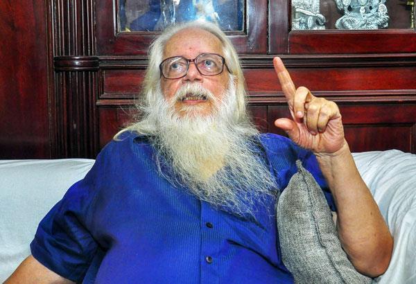 former scientist narayanan to get 50 lakh compensation supreme court