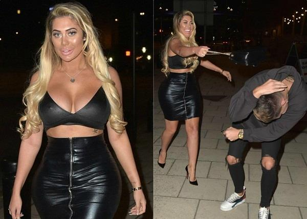 chloe ferry bold pictures with sam gowland