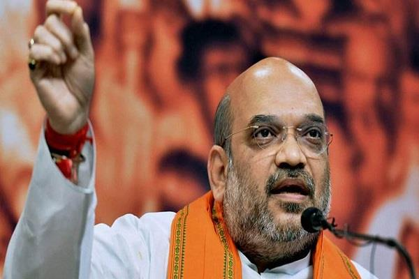 shah says avoid the non responsible statement bjp leader