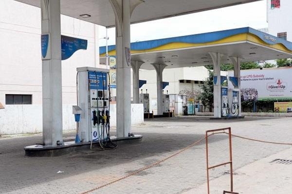 petrol pump will remain closed in madhya pradesh