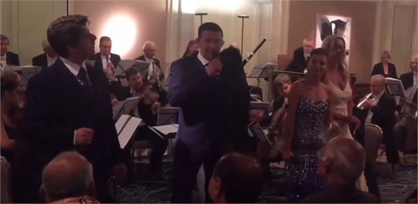 president kovind shares video of czech singers singing bollywood songs