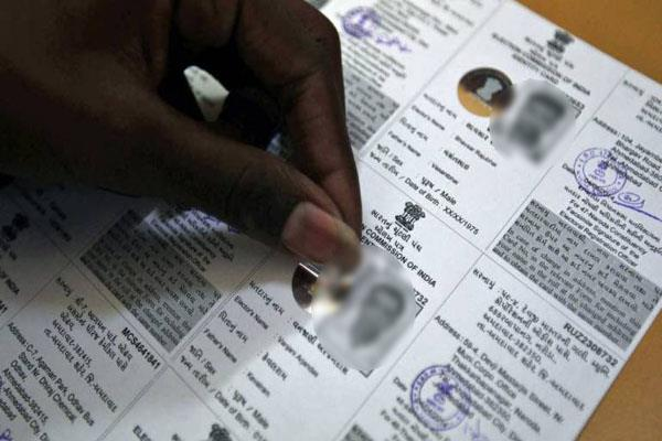 aadhar will be linked to voter id commission begins preparations
