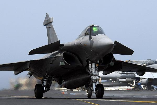 three rafael aircraft to fly between india