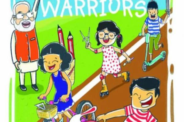 release of telugu version of exam warriors