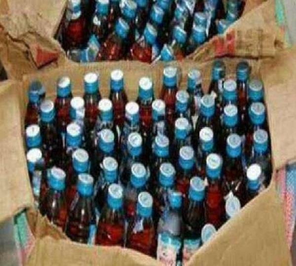 300 boxes of liquor recovered from nihal singh wala