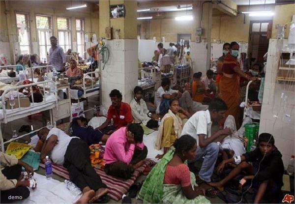 689 patients of fenciferum in bareli