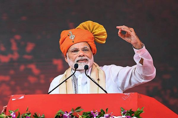lack of energy lets no country get out of poverty pm modi