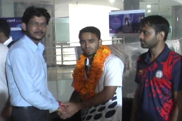 gold winner amit pangal in asian games
