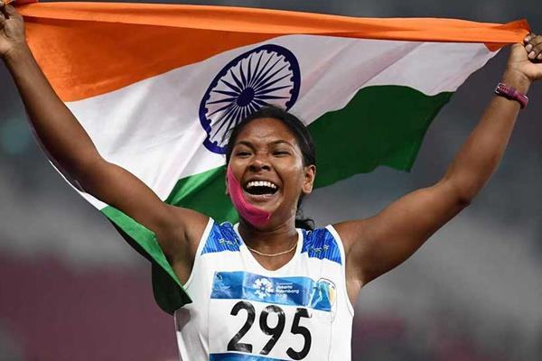 एशियाई खेलों में Gold medal जीतने वाली स्वप्ना बर्मन पर बनेगी बायोपिक