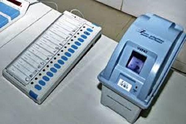 law commission elections should be held simultaneously evm needs 4555 crore