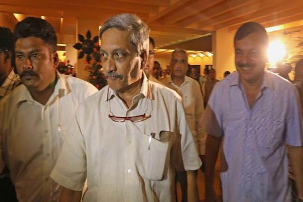 mamta mehbooba expressed concern over parrikar s health