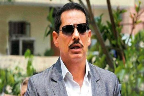 fir against robert vadra hooda in land scam