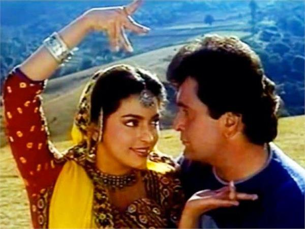 rishi kapoor and juhi chawla once again will share the big screen