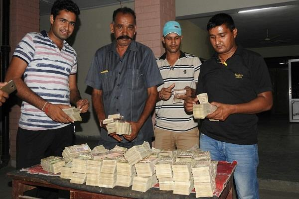 two years after demontization old currency of 1 5 crore recovered
