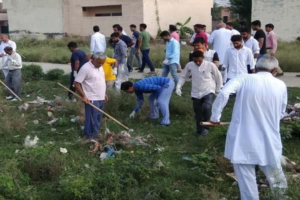 government claims  increase the scope of cleanliness in rural india