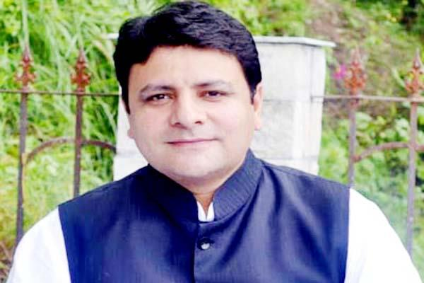 sudhir sharma becomes aicc secretary gets charge of j  k