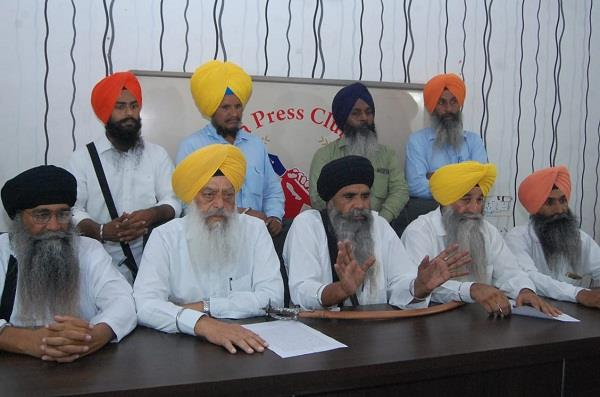 badals tarnished sikh community baggadi morcha